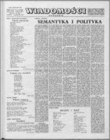 Wiadomości, R. 15 nr 42 (759), 1960