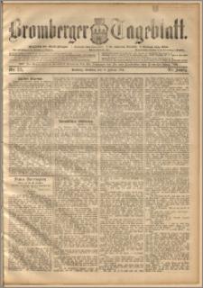 Bromberger Tageblatt. J. 20, 1896, nr 35