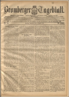 Bromberger Tageblatt. J. 20, 1896, nr 38
