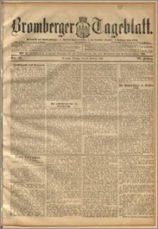 Bromberger Tageblatt. J. 20, 1896, nr 40