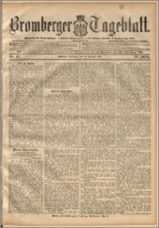 Bromberger Tageblatt. J. 20, 1896, nr 42