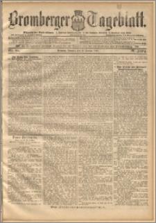Bromberger Tageblatt. J. 20, 1896, nr 45