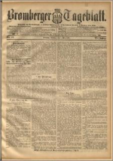 Bromberger Tageblatt. J. 20, 1896, nr 51