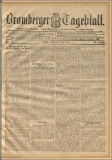 Bromberger Tageblatt. J. 20, 1896, nr 52