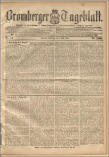 Bromberger Tageblatt. J. 20, 1896, nr 54