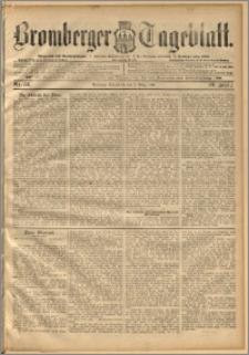 Bromberger Tageblatt. J. 20, 1896, nr 56