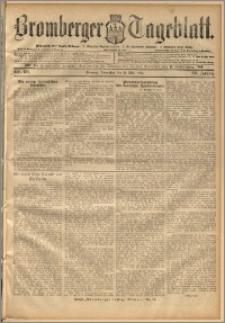 Bromberger Tageblatt. J. 20, 1896, nr 60