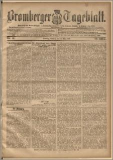 Bromberger Tageblatt. J. 20, 1896, nr 63