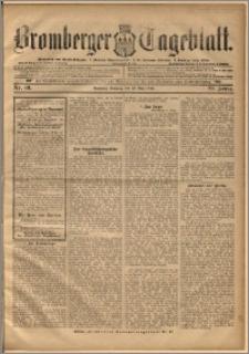 Bromberger Tageblatt. J. 20, 1896, nr 69
