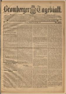 Bromberger Tageblatt. J. 20, 1896, nr 71