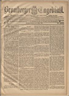 Bromberger Tageblatt. J. 20, 1896, nr 85