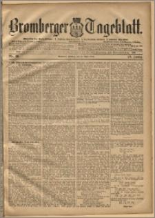 Bromberger Tageblatt. J. 20, 1896, nr 86