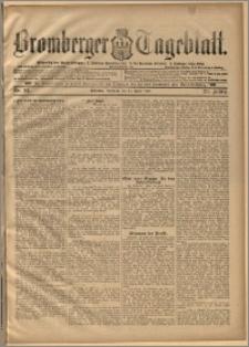 Bromberger Tageblatt. J. 20, 1896, nr 93