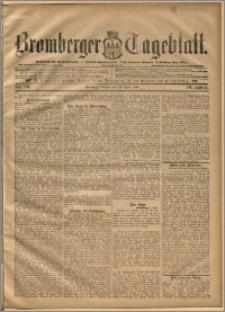 Bromberger Tageblatt. J. 20, 1896, nr 98