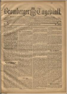 Bromberger Tageblatt. J. 20, 1896, nr 103
