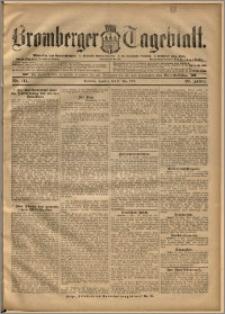 Bromberger Tageblatt. J. 20, 1896, nr 114