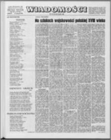 Wiadomości 1960, R. 15 nr 47 (764)
