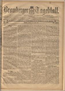 Bromberger Tageblatt. J. 20, 1896, nr 132