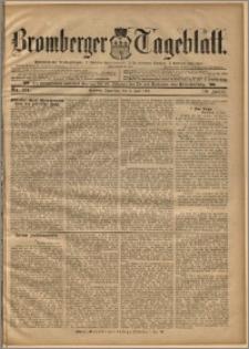 Bromberger Tageblatt. J. 20, 1896, nr 134