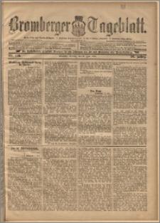Bromberger Tageblatt. J. 20, 1896, nr 138