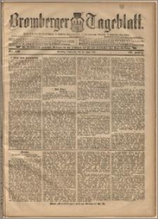 Bromberger Tageblatt. J. 20, 1896, nr 140