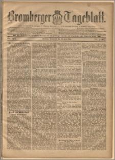 Bromberger Tageblatt. J. 20, 1896, nr 142
