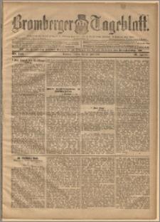 Bromberger Tageblatt. J. 20, 1896, nr 144