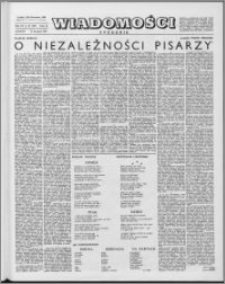 Wiadomości 1960, R. 15 nr 48 (765)