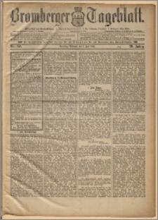Bromberger Tageblatt. J. 20, 1896, nr 151