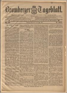 Bromberger Tageblatt. J. 20, 1896, nr 154