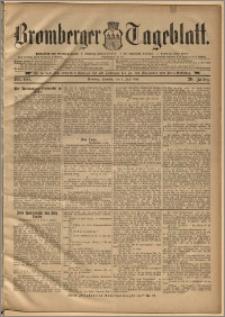 Bromberger Tageblatt. J. 20, 1896, nr 155