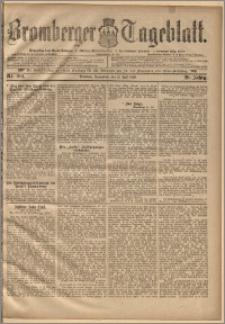 Bromberger Tageblatt. J. 20, 1896, nr 160