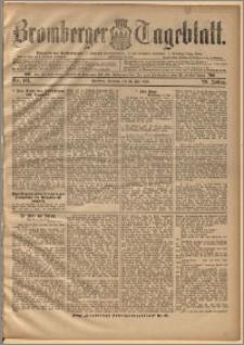 Bromberger Tageblatt. J. 20, 1896, nr 161