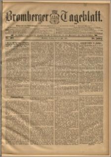 Bromberger Tageblatt. J. 20, 1896, nr 162