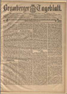Bromberger Tageblatt. J. 20, 1896, nr 163