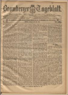 Bromberger Tageblatt. J. 20, 1896, nr 165