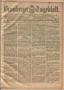 Bromberger Tageblatt. J. 20, 1896, nr 166