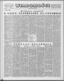 Wiadomości, R. 15 nr 49 (766), 1960