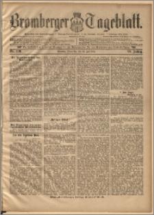 Bromberger Tageblatt. J. 20, 1896, nr 170