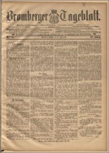 Bromberger Tageblatt. J. 20, 1896, nr 171