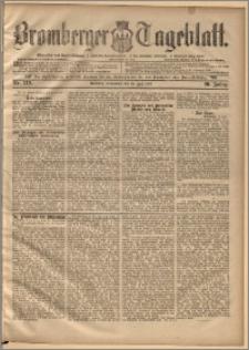 Bromberger Tageblatt. J. 20, 1896, nr 172