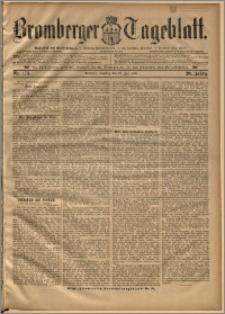 Bromberger Tageblatt. J. 20, 1896, nr 173