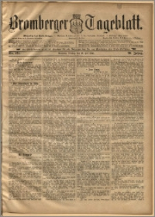 Bromberger Tageblatt. J. 20, 1896, nr 174