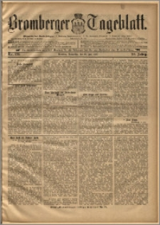 Bromberger Tageblatt. J. 20, 1896, nr 176