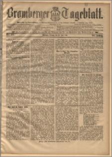 Bromberger Tageblatt. J. 20, 1896, nr 177