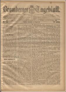 Bromberger Tageblatt. J. 20, 1896, nr 178