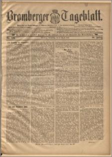 Bromberger Tageblatt. J. 20, 1896, nr 182