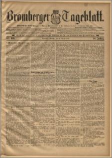 Bromberger Tageblatt. J. 20, 1896, nr 186