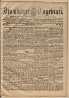 Bromberger Tageblatt. J. 20, 1896, nr 187