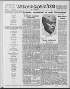 Wiadomości, R. 15 nr 50 (767), 1960